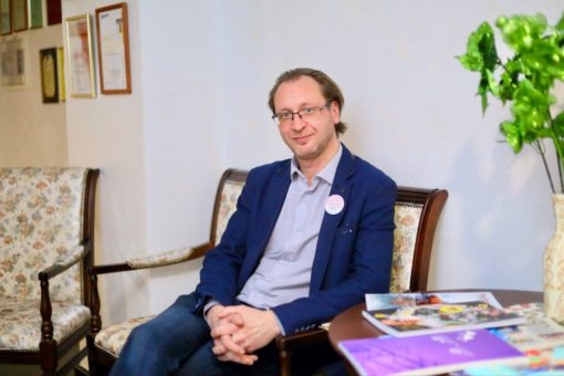 директор театра Евгений Пономарев